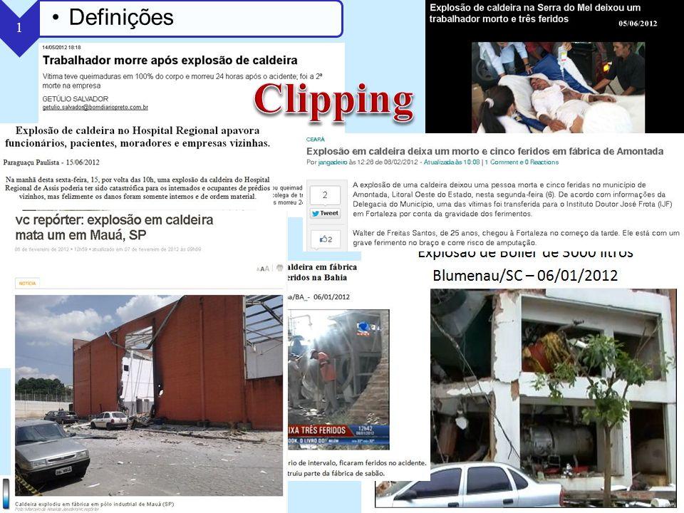 1 Definições Clipping 2012 – Mauá / SP