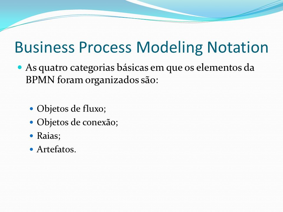 Business Process Modeling Notation