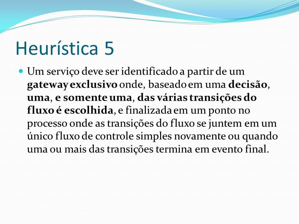 Heurística 5