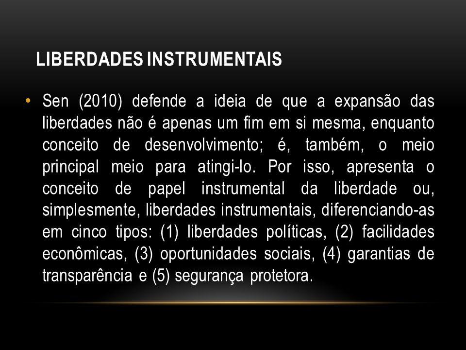 Liberdades instrumentais