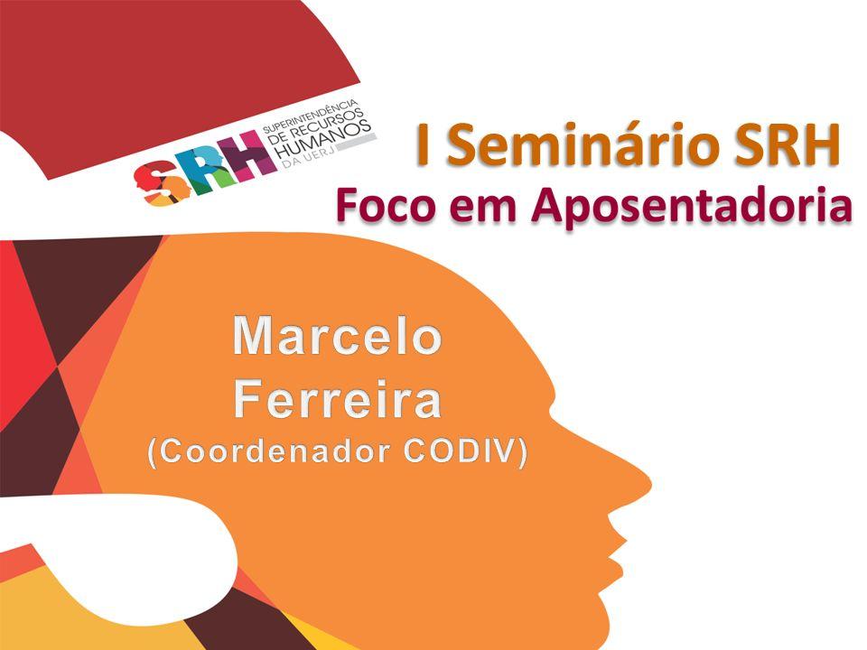 Marcelo Ferreira (Coordenador CODIV)