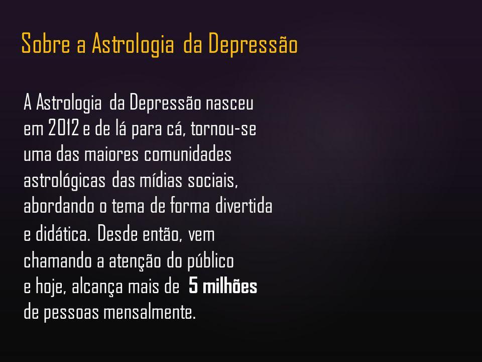 Sobre a Astrologia da Depressão