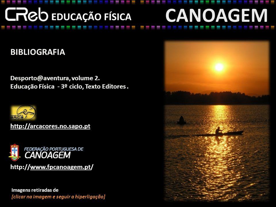 CANOAGEM BIBLIOGRAFIA Desporto@aventura, volume 2.