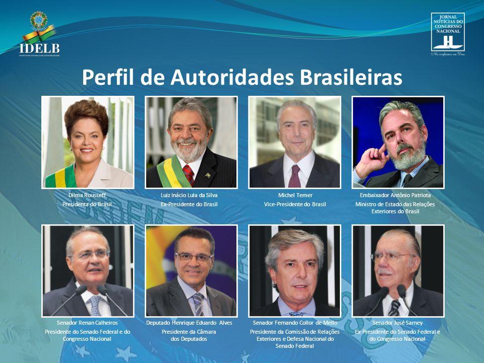 Dilma Rousseff Presidenta do Brasil