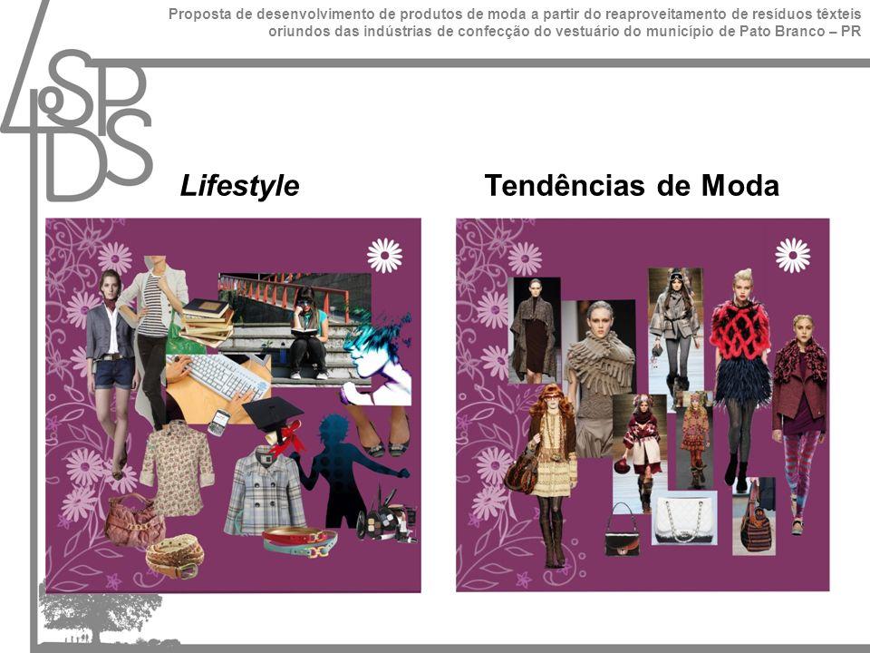 Lifestyle Tendências de Moda