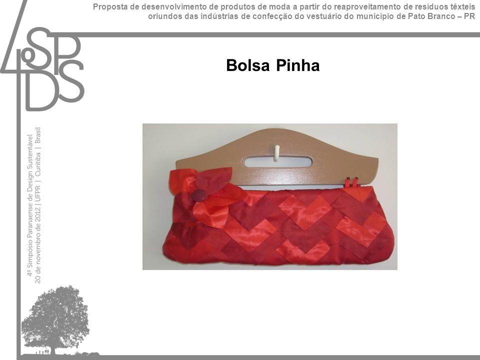 Proposta de desenvolvimento de produtos de moda a partir do reaproveitamento de resíduos têxteis oriundos das indústrias de confecção do vestuário do município de Pato Branco – PR