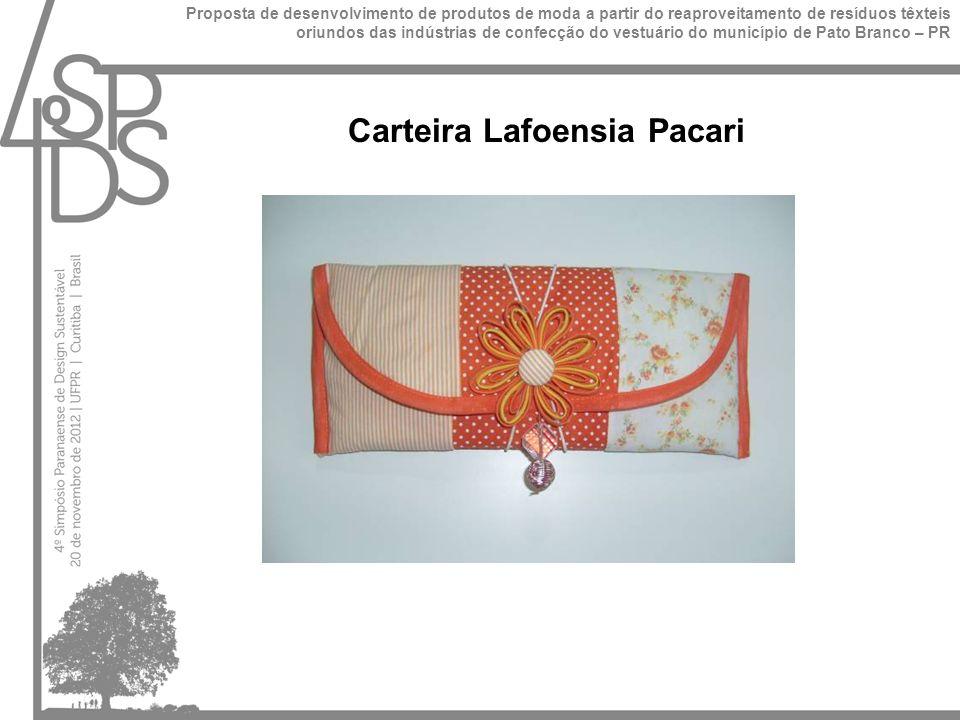 Carteira Lafoensia Pacari