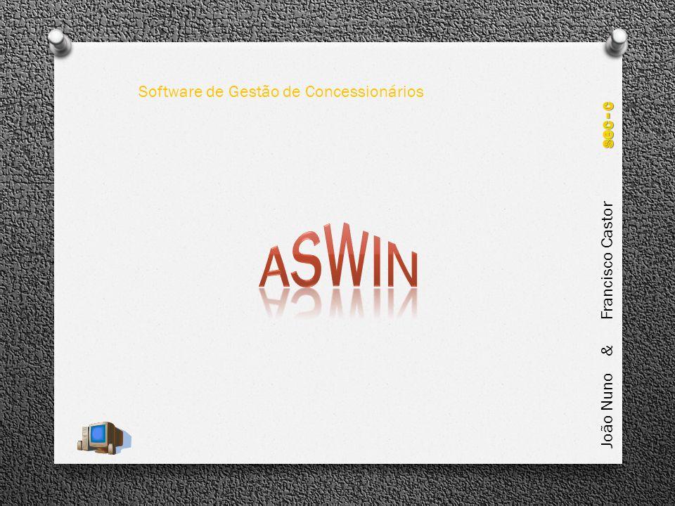 ASWIN Software de Gestão de Concessionários