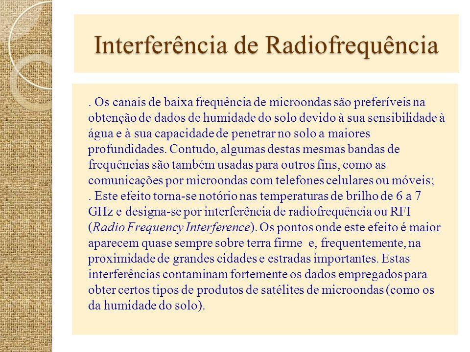Interferência de Radiofrequência