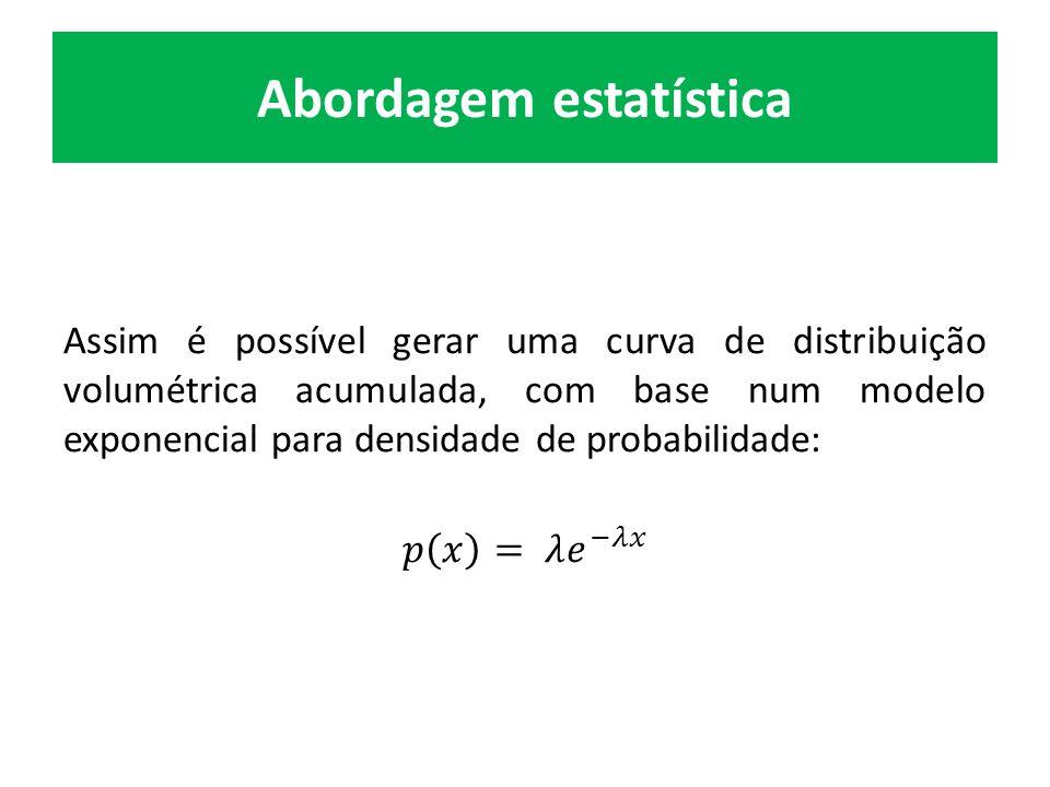 Abordagem estatística