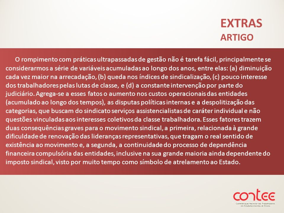 EXTRAS ARTIGO