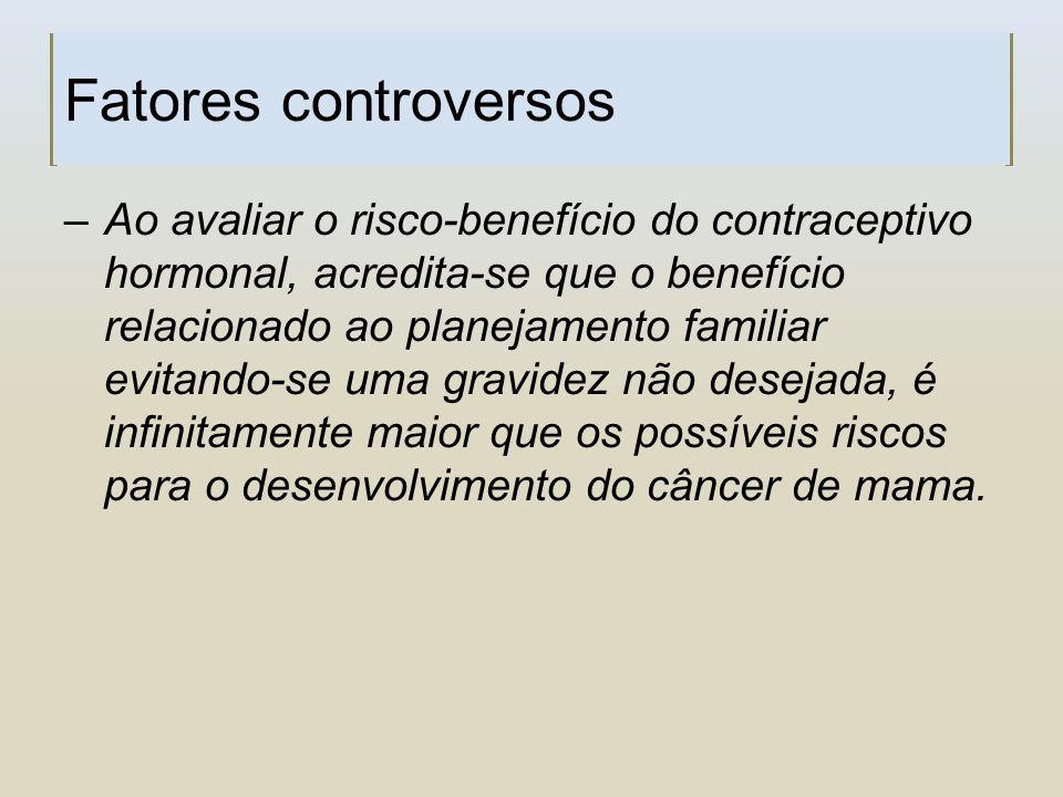 Fatores controversos