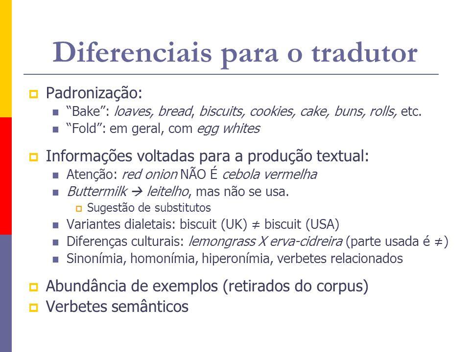 Diferenciais para o tradutor