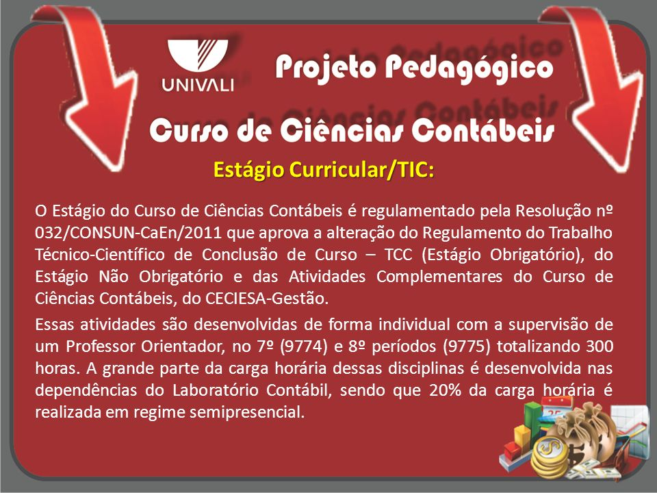 Estágio Curricular/TIC: