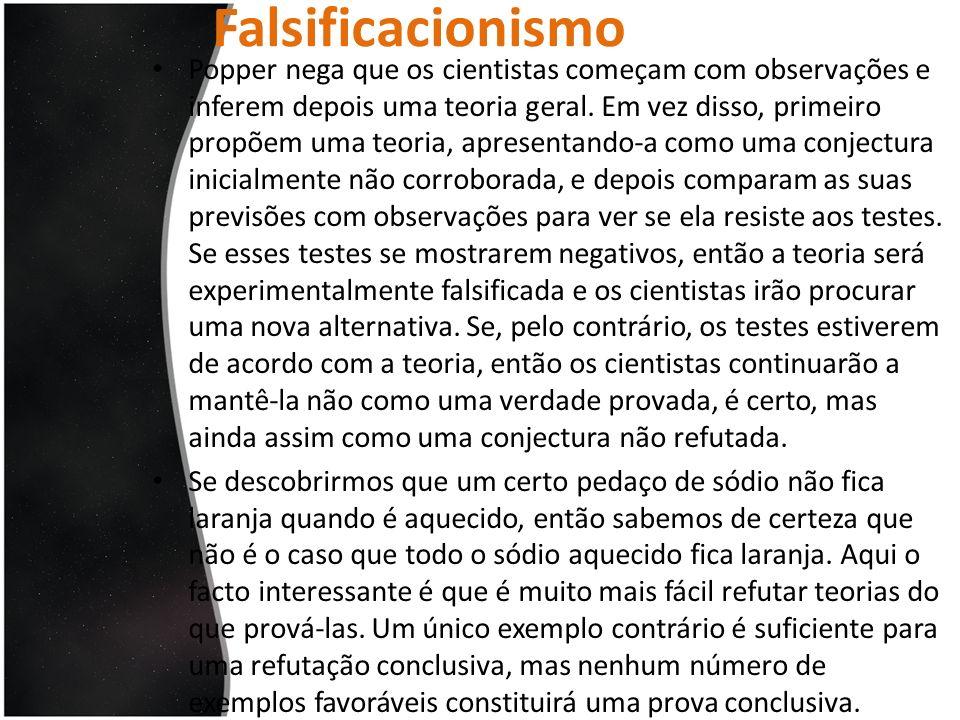 Falsificacionismo