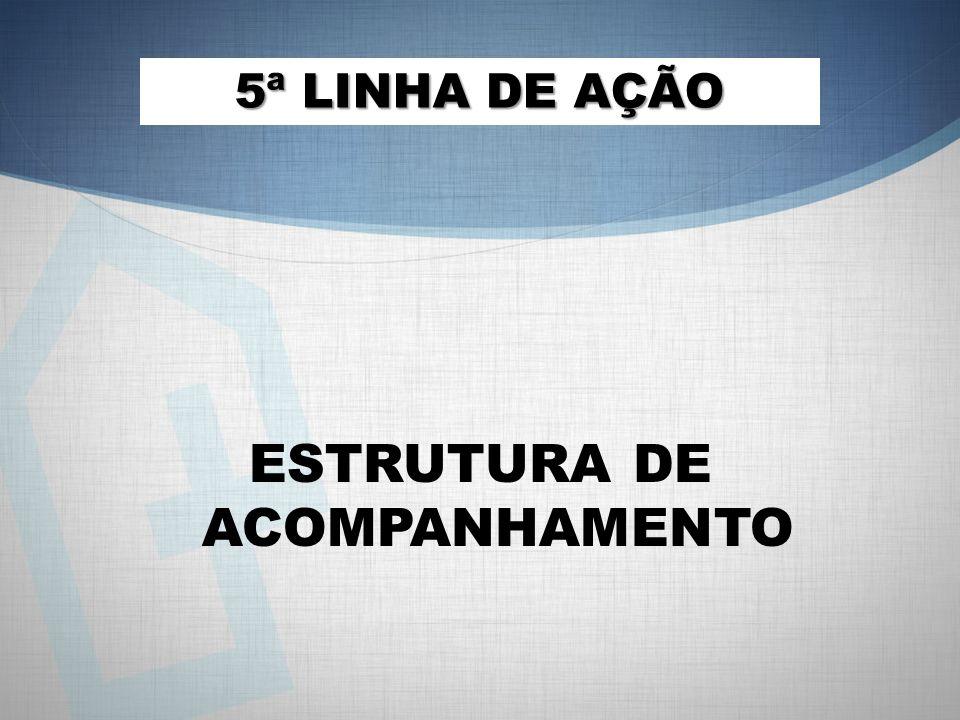 ESTRUTURA DE ACOMPANHAMENTO