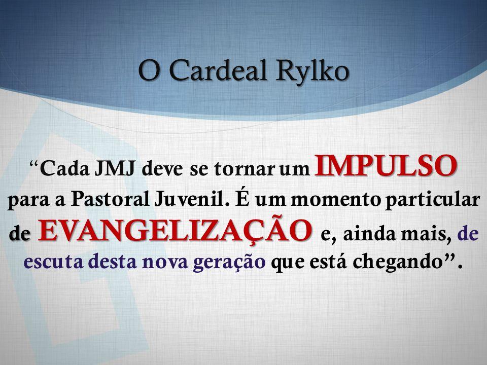 O Cardeal Rylko