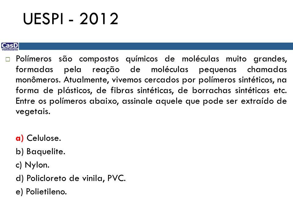 UESPI - 2012