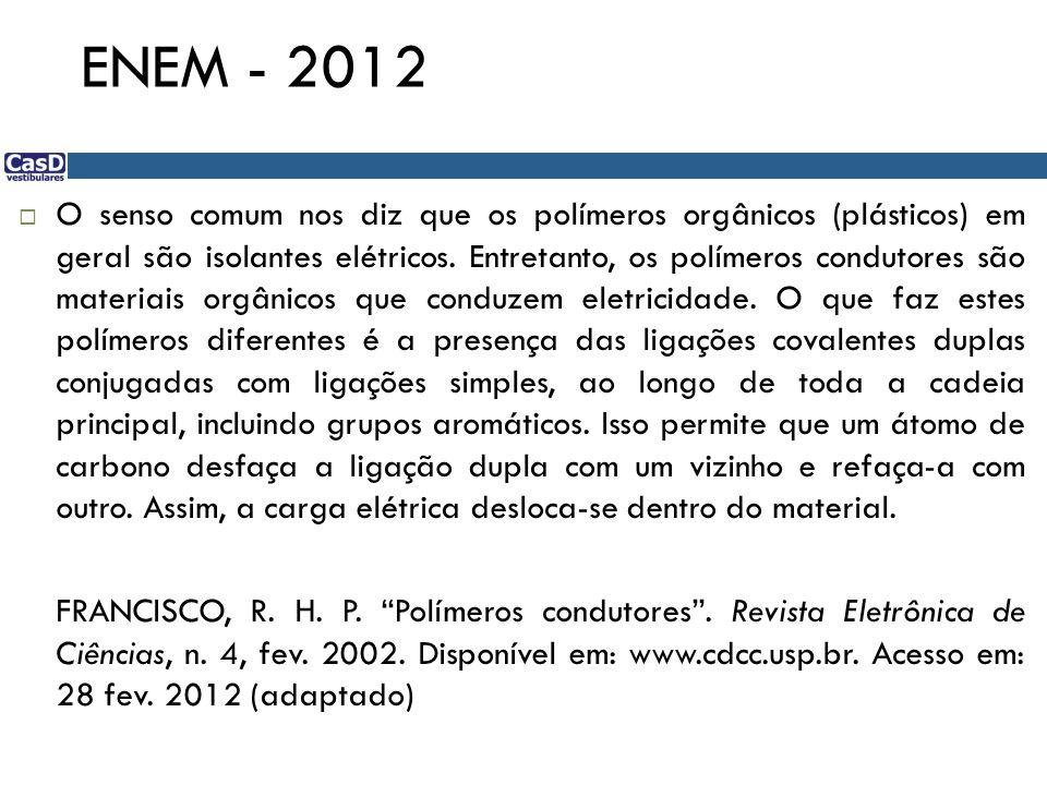 ENEM - 2012