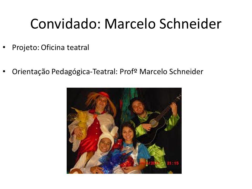 Convidado: Marcelo Schneider