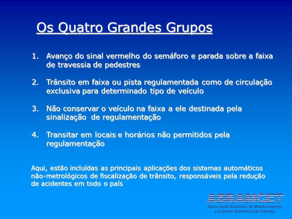 Os Quatro Grandes Grupos
