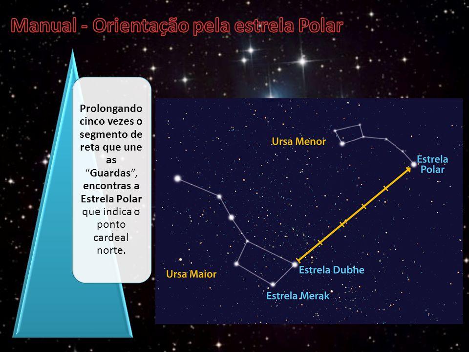 Manual - Orientação pela estrela Polar