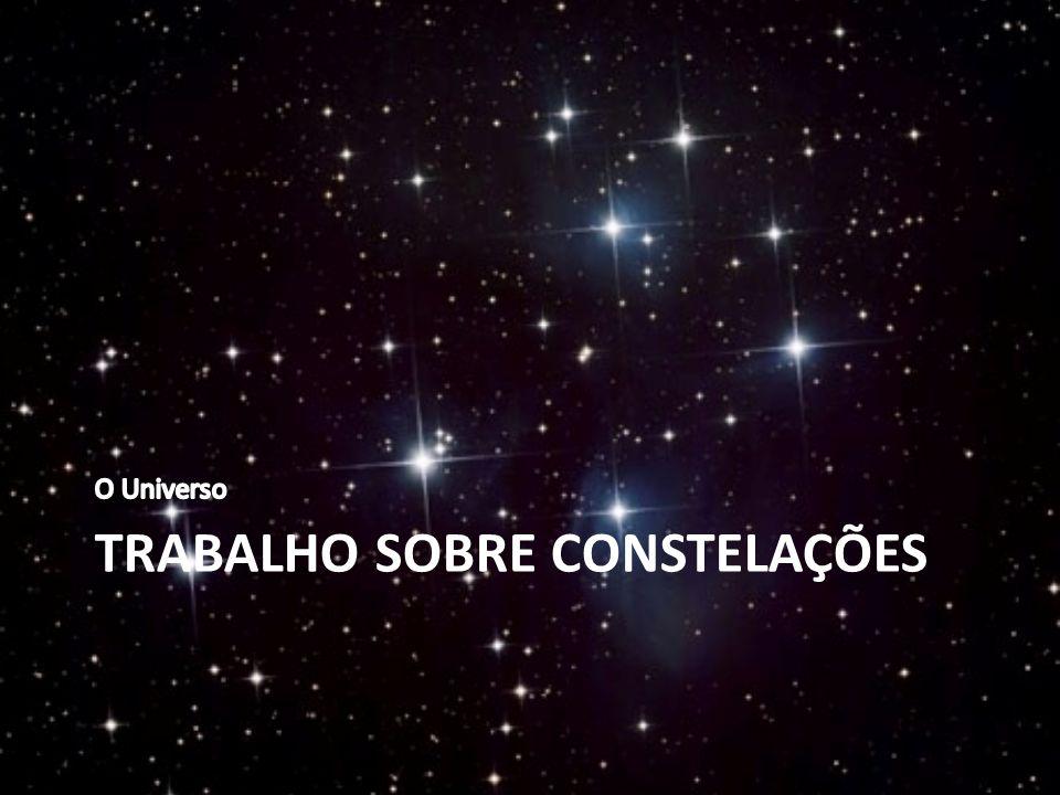 Trabalho sobre constelações