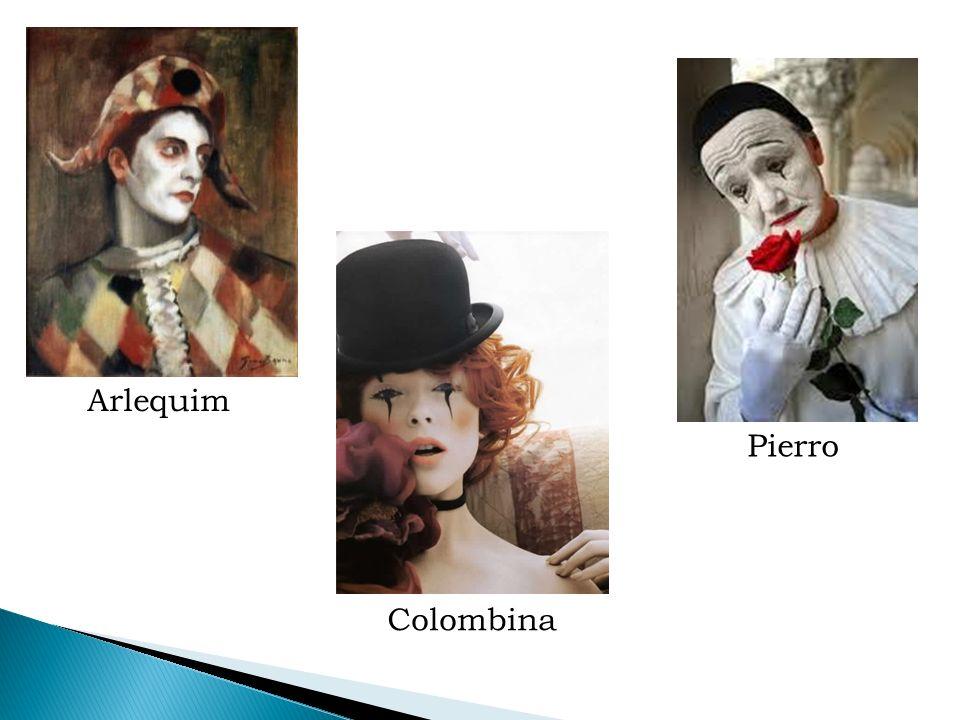 Arlequim Pierro Colombina