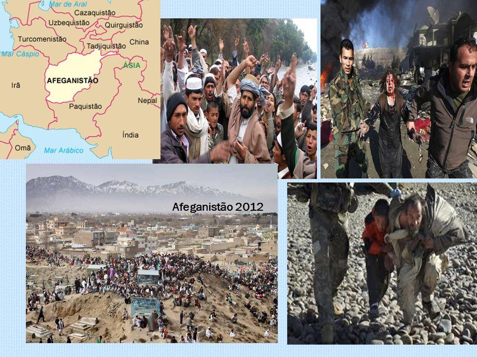 Afeganistão 2012