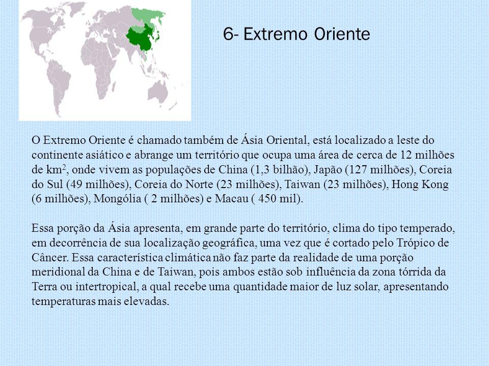 6- Extremo Oriente