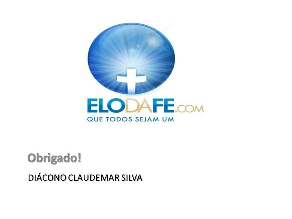 Diácono Claudemar Silva