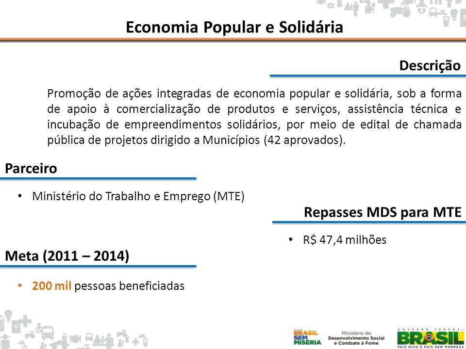 Economia Popular e Solidária