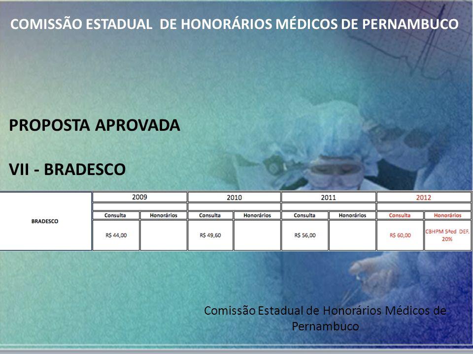 PROPOSTA APROVADA VII - BRADESCO