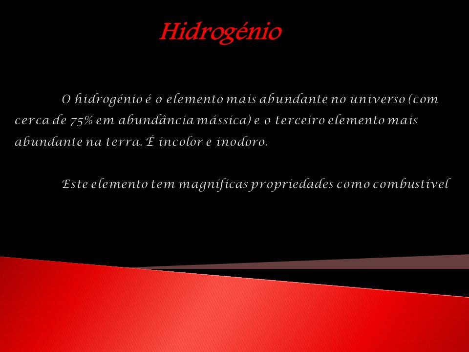 Hidrogénio