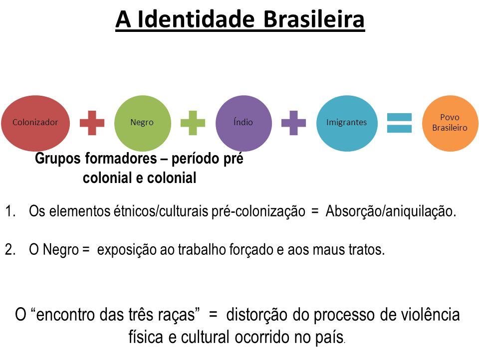 A Identidade Brasileira
