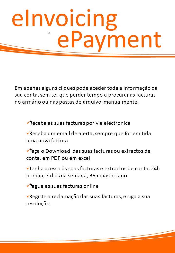 eInvoicing ePayment. e.