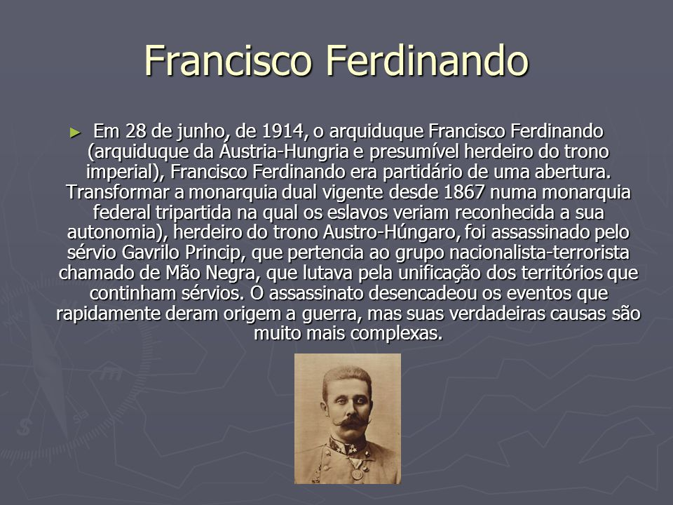 Francisco Ferdinando