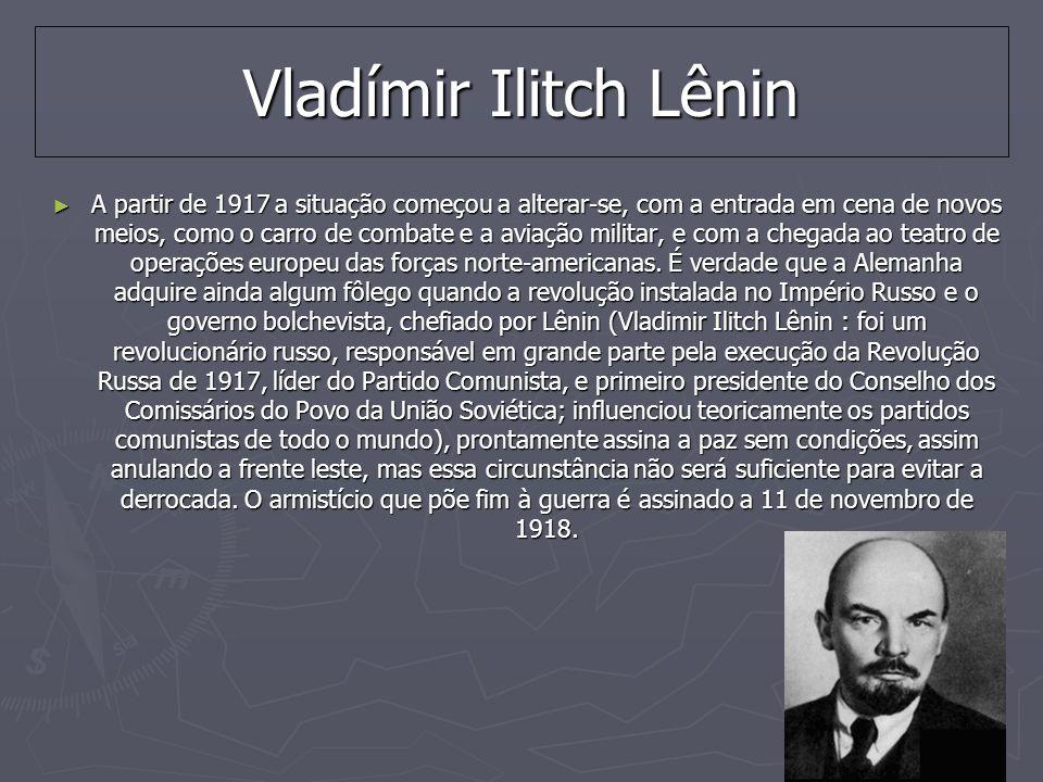 Vladímir Ilitch Lênin