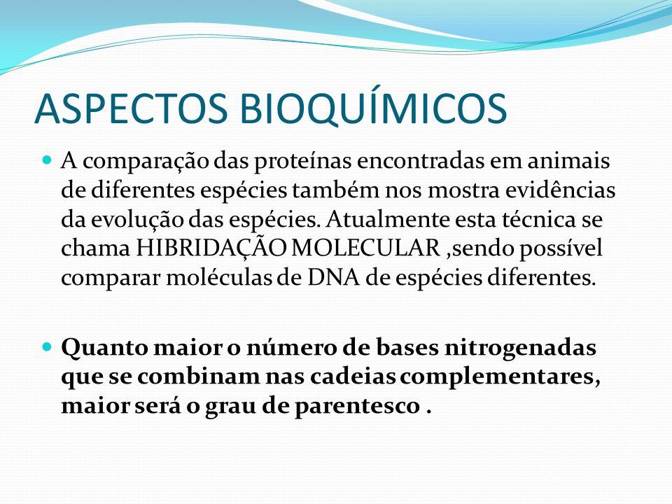 ASPECTOS BIOQUÍMICOS