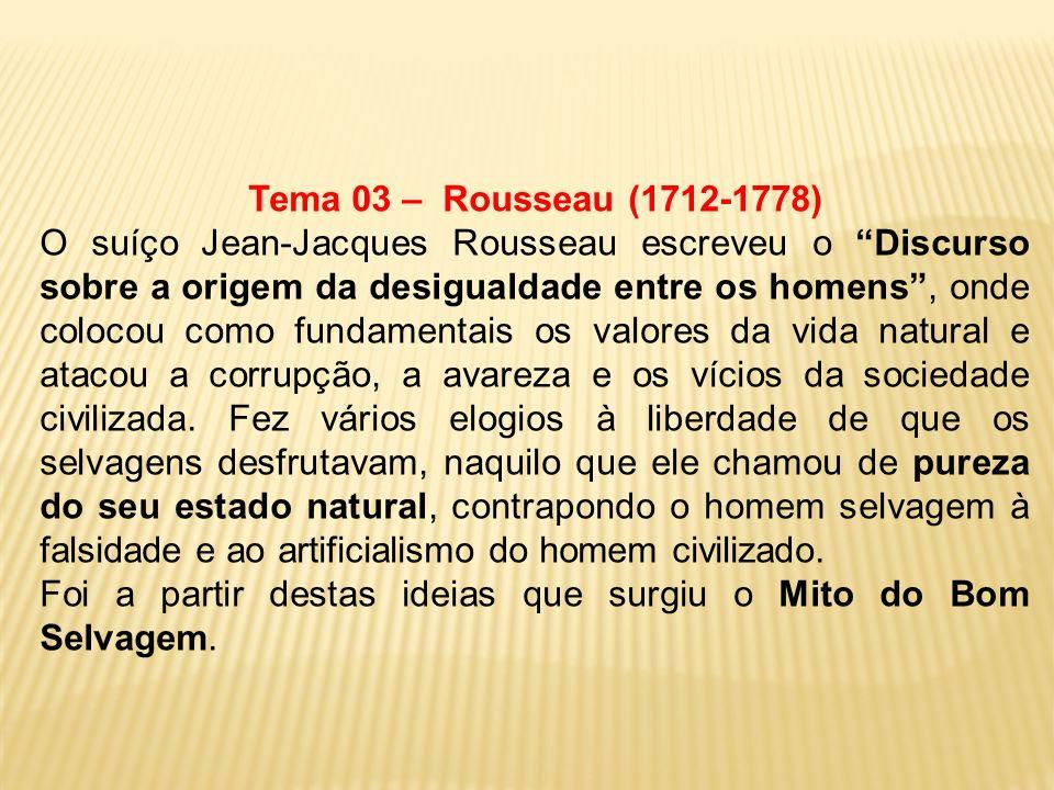 Tema 03 – Rousseau (1712-1778)