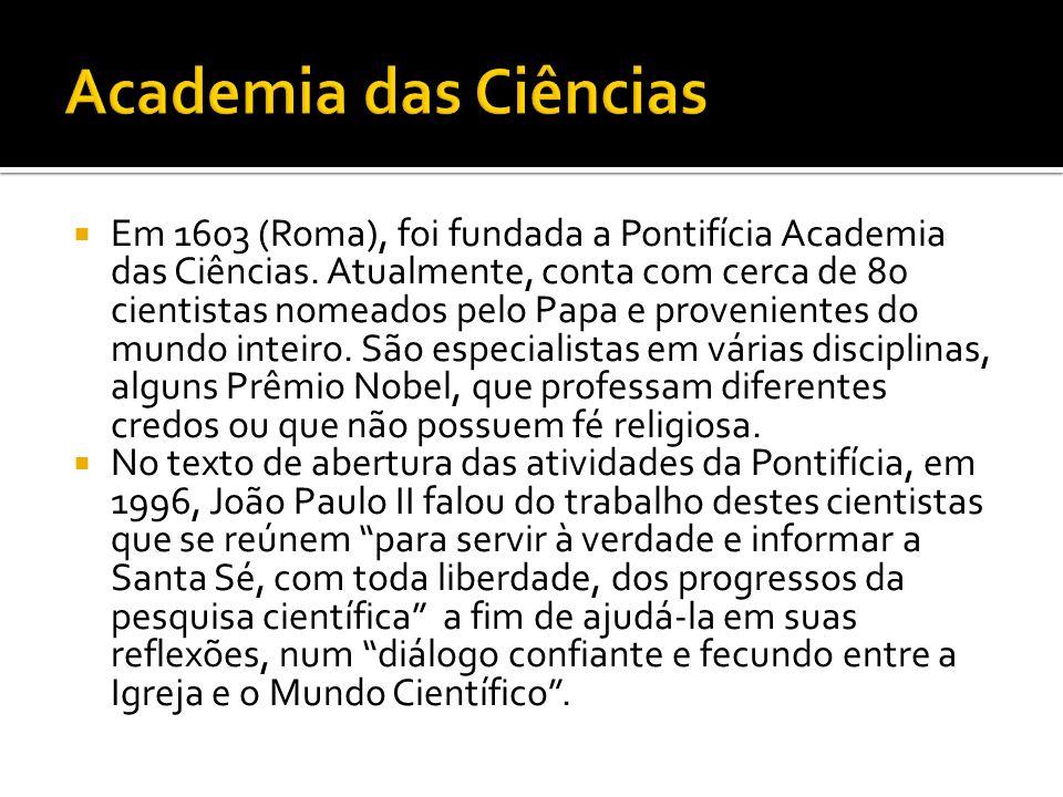 Academia das Ciências
