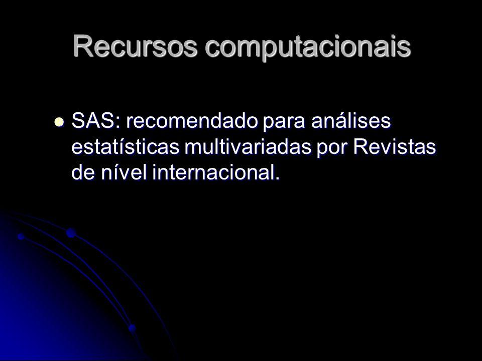 Recursos computacionais