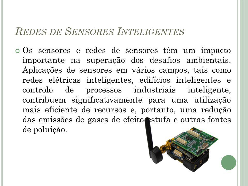 Redes de Sensores Inteligentes