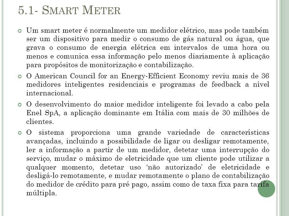 5.1- Smart Meter