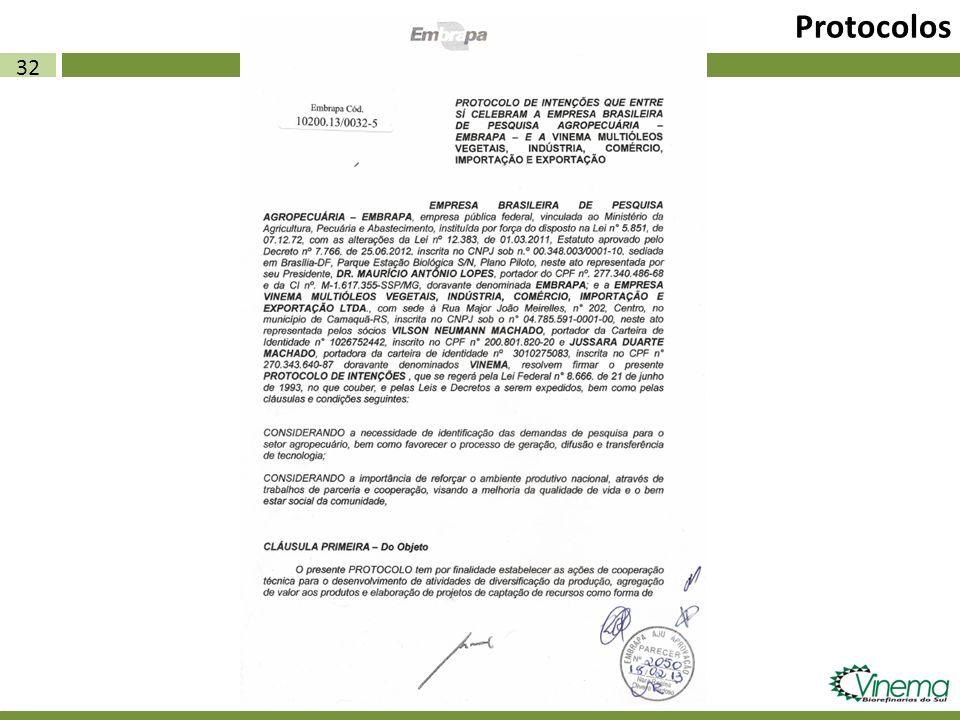 Protocolos 32