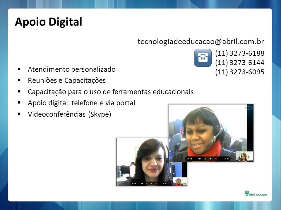 Apoio Digital tecnologiadeeducacao@abril.com.br
