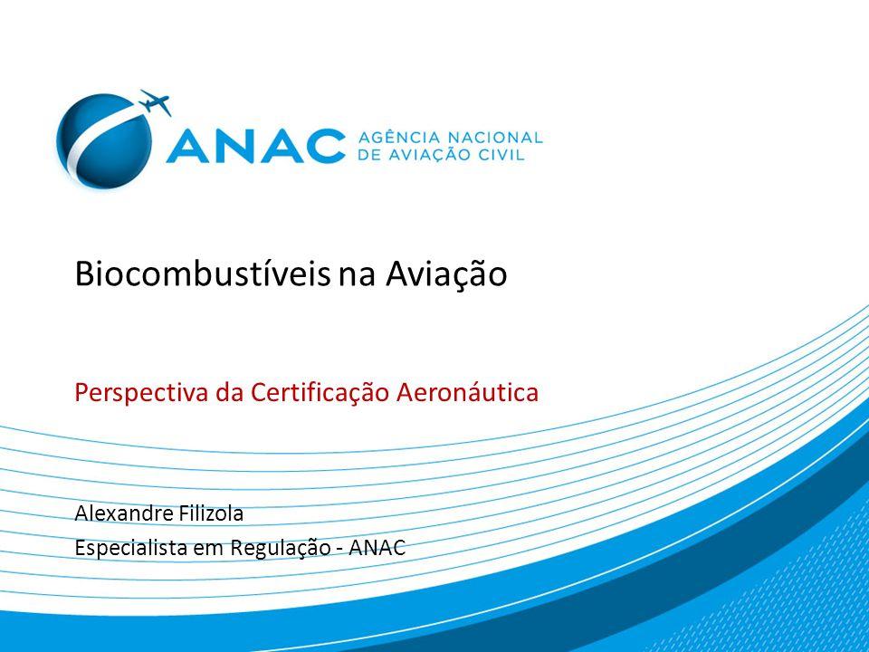 Biocombustíveis na Aviação