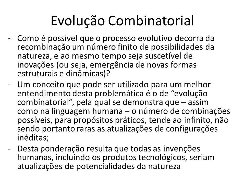 Evolução Combinatorial