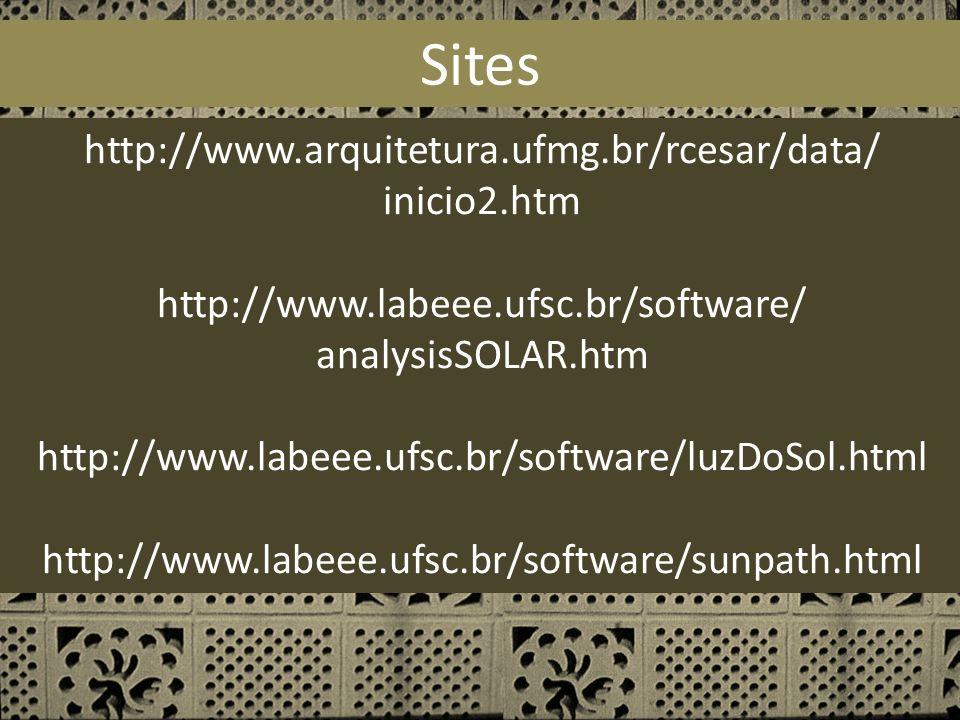 Sites http://www.arquitetura.ufmg.br/rcesar/data/ inicio2.htm