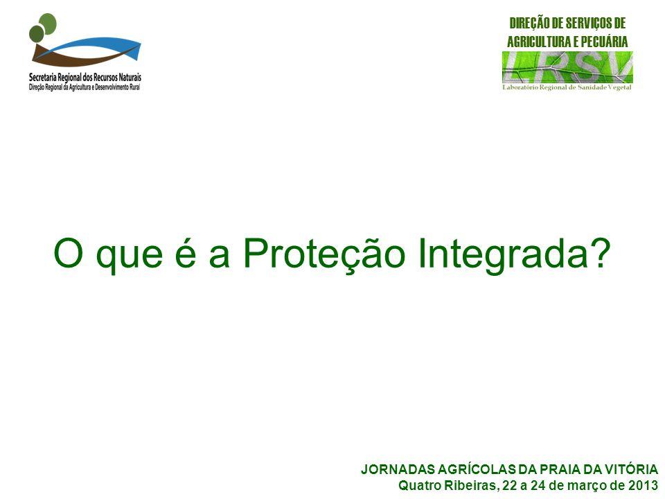 O que é a Proteção Integrada